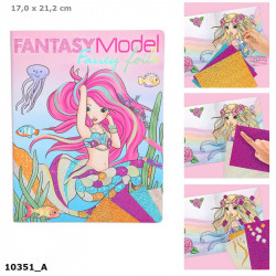 "Fantasy ""Fancy foils"" Suunnittelukirja"