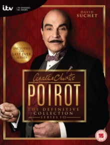 Agatha Christie�s Poirot: The Definitive Collection - Series 1-13