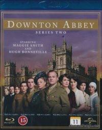Downton Abbey - Kausi 2 (Blu-ray)