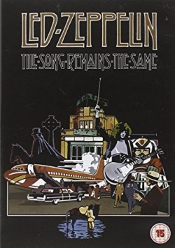 Led Zeppelin: SONG REMAINS THE SAME DVD