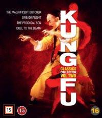 Kung-Fu Classics Collection vol 2 (Blu-ray)
