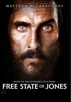 Free State of Jones DVD Ross, Gary
