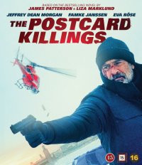 The Postcard Killings  (blu-ray)