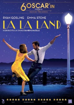 La La Land DVD Chanzelle, Damien