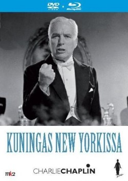 Kuningas New Yorkissa (Blu-ray + DVD)