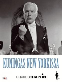 Chaplin - Kuningas New Yorkissa DVD