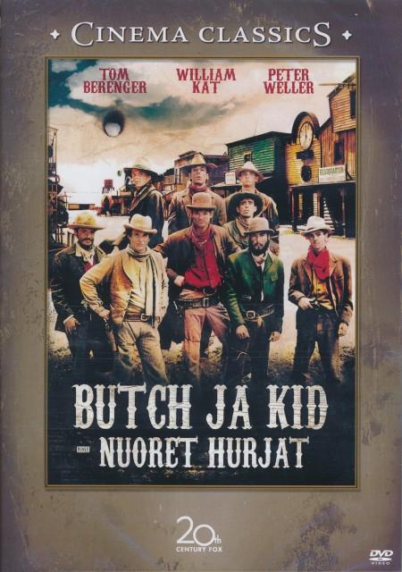 Butch ja Kid - nuoret hurjat DVD