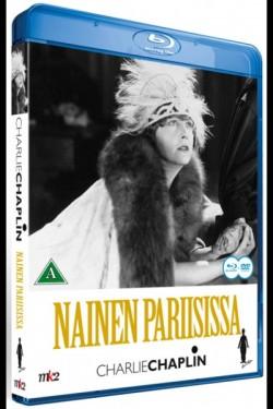 Nainen Pariisissa (DVD + Blu-ray)