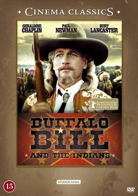 Buffalo Bill ja intiaanit