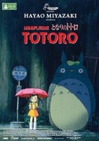 Naapurini Totoro DVD (Studio Ghibli) Miyazaki, Hayao