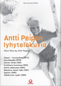 Antti Peipon lyhytelokuvia - Short Films by Antti Peippo DVD