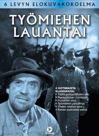Ty�miehen lauantai 6 x DVD