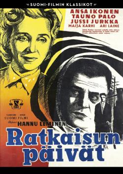 Suomi-Filmi: Ratkaisun p�iv�t DVD