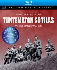Tuntematon sotilas (1955) 4K-restauroitu Blu-Ray Laine, Edvin