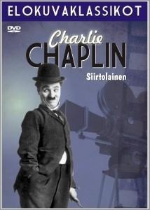 Charlie Chaplin - Siirtolainen DVD