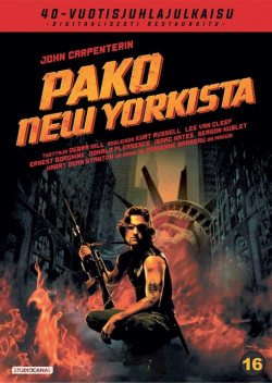 Pako New Yorkista - Escape from New York BD