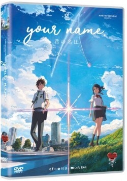 Your Name DVD Shinkai, Makato