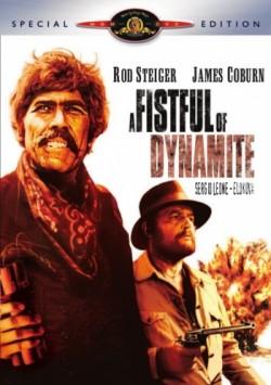 Fistfull of Dynamite - Kourallinen dynamiittia DVD