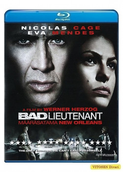 Bad Lieutenant - m��r�satama New Orleans (Blu-ray)