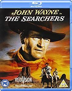 The Searchers Blu-Ray