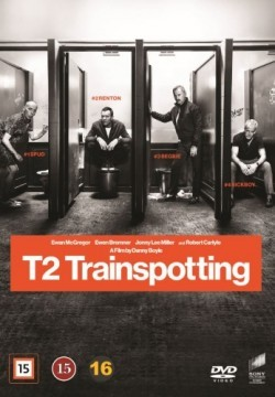 T2 Trainspotting DVD Boyle, Danny
