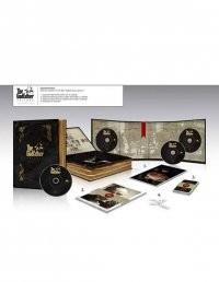 Godfather - Kummisetä - Trilogy - Omerta Edtion Blu-Ray Box (4 discs ... 72b22c7a54