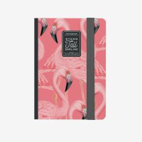 PHOTO NOTEBOOK SMALL - FLAMINGO