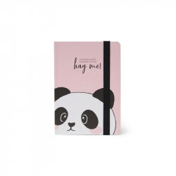 PHOTO NOTEBOOK SMALL - PANDA