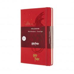 Moleskine Notebook Harry Potter LG viiv 4/7 pun