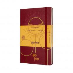 Moleskine Notebook Harry Potter LG viiv 6 pun