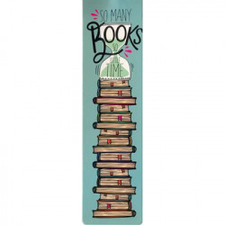 BOOKMARK WITH ELASTIC BAND - BOOKS
