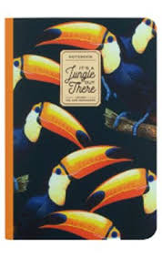 QUADERNO SMALL - TOUCANS