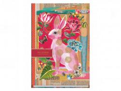 Notebook A5 rld / pink