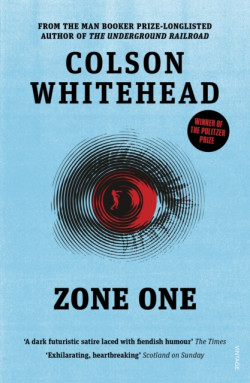 Zone One Whitehead, Colson