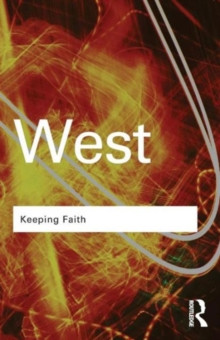 Keeping Faith : Philosophy and Race in America