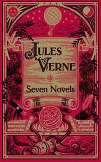 Jules Verne: Seven Novels : (Barnes & Noble Collectible Classics: Omnibus Edition) Verne, Jules