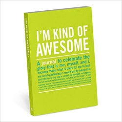 I`m Kind of Awesome Mini Inner Truth Journal