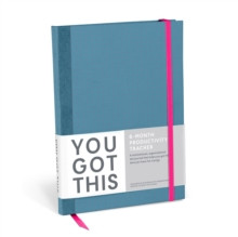 You Got This (Blue/Pink) Productivity Journal