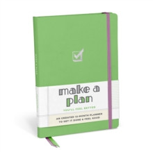 Make a Plan Large Hardcover Planner