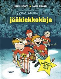 L�tk�-Laurin j��kiekkokirja