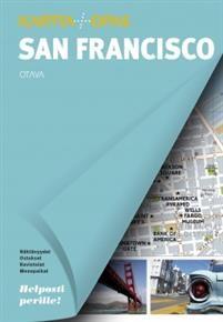 San Francisco Kartta Opas Kartta 1809x Kirjat Rosebud Fi