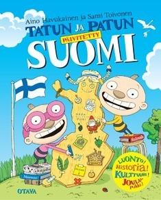 Tatun ja Patun Suomi (Päivitetty) Havukainen, Aino; Toivonen, Sami