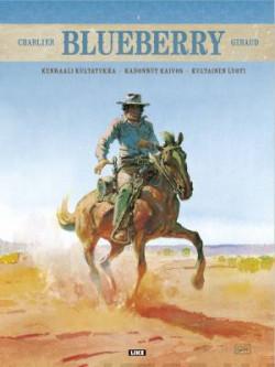 Blueberry. Kenraali Kultatukka, Kadonnut kaivos, Kultaluoteja ampuva aave