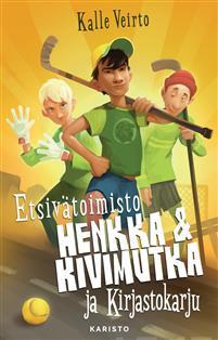 Etsiv�toimisto Henkka & Kivimutka ja Kirjastokarju