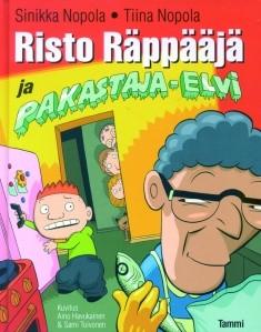 Risto R�pp��j� ja pakastaja-Elvi