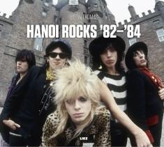Hanoi Rocks '82-'84 Thomas, Justin