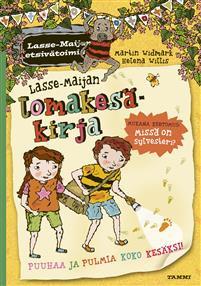 Lasse-Maijan lomakes�kirja 2