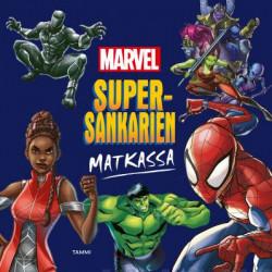 Marvel. Supersankarien matkassa