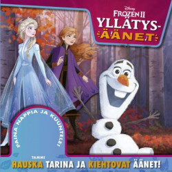 Frozen 2. Yll�tys��net (��ninappikirja)