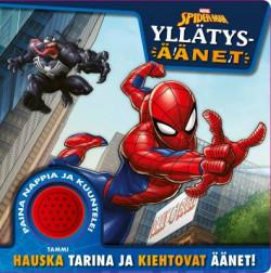 Spider-Man. Yll�tys��net (��ninappikirja)
